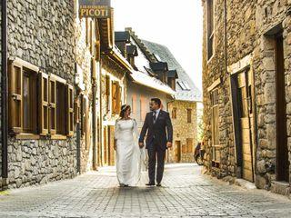 La boda de Elisabeth y Germán 1