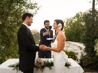 La boda de Marco y Sara