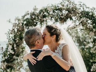 La boda de Mercedes y Toni