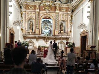 La boda de Sara y Javi 1