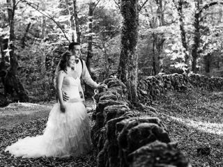 La boda de Andrea y Víctor