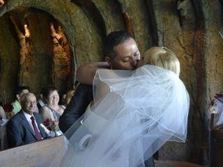 La boda de Antonio y Elena
