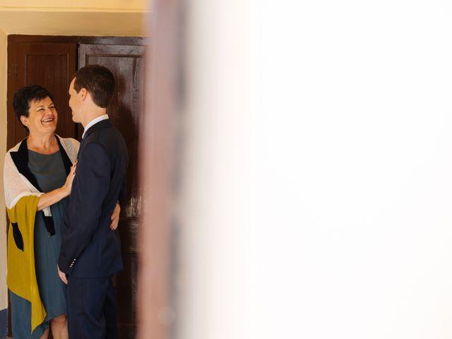 La boda de Victor y Cristina en Sant Cugat Sesgarrigues, Barcelona 6