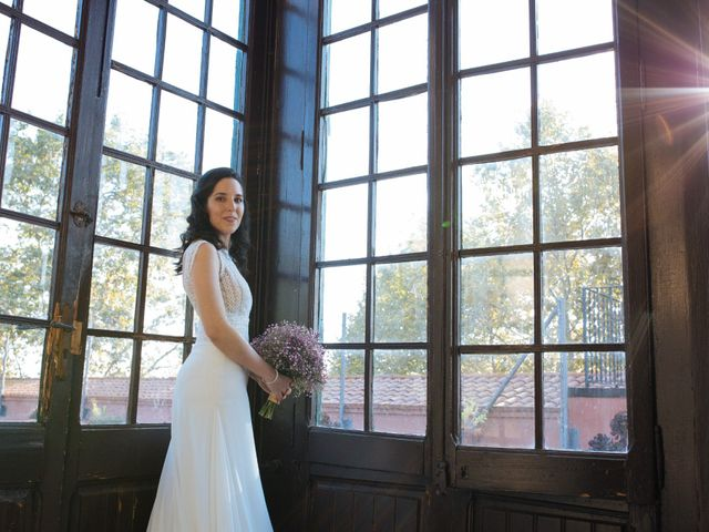 La boda de Victor y Cristina en Sant Cugat Sesgarrigues, Barcelona 16