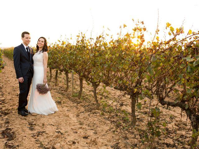 La boda de Victor y Cristina en Sant Cugat Sesgarrigues, Barcelona 21