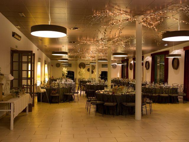 La boda de Victor y Cristina en Sant Cugat Sesgarrigues, Barcelona 29