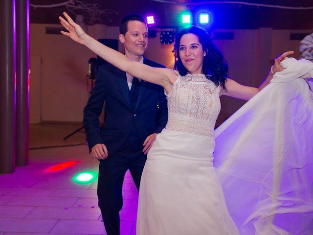 La boda de Victor y Cristina en Sant Cugat Sesgarrigues, Barcelona 40