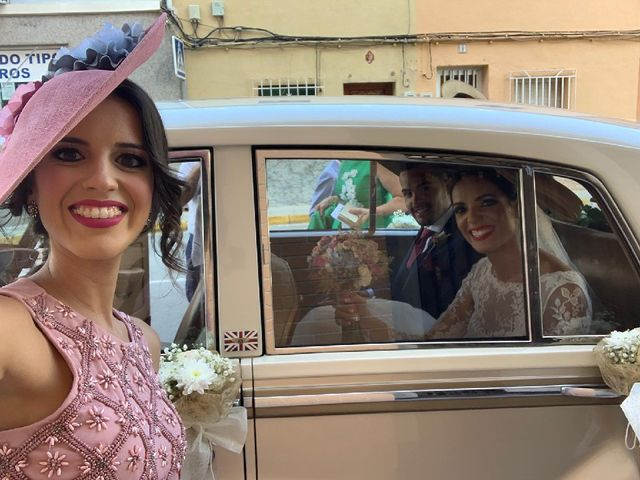 La boda de Enrique y Vanessa  en Las Yeseras (Villanueva Del Rio Segura), Murcia 7
