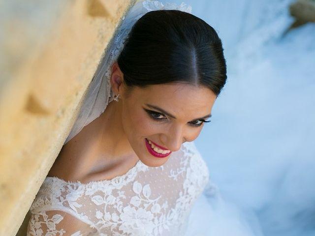La boda de Enrique y Vanessa  en Las Yeseras (Villanueva Del Rio Segura), Murcia 9