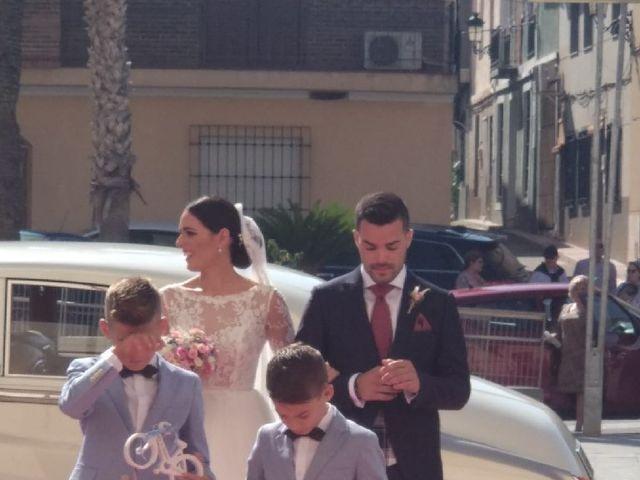 La boda de Enrique y Vanessa  en Las Yeseras (Villanueva Del Rio Segura), Murcia 10