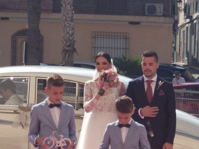 La boda de Enrique y Vanessa  en Las Yeseras (Villanueva Del Rio Segura), Murcia 14