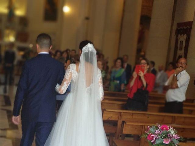 La boda de Enrique y Vanessa  en Las Yeseras (Villanueva Del Rio Segura), Murcia 15