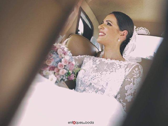 La boda de Enrique y Vanessa  en Las Yeseras (Villanueva Del Rio Segura), Murcia 2