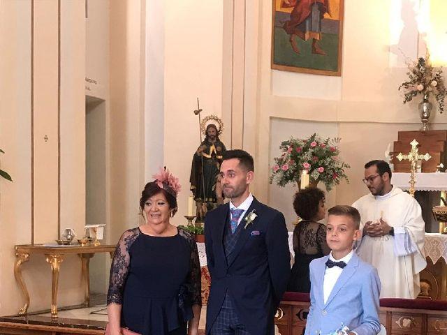 La boda de Enrique y Vanessa  en Las Yeseras (Villanueva Del Rio Segura), Murcia 17