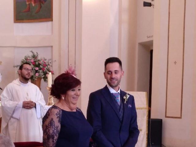 La boda de Enrique y Vanessa  en Las Yeseras (Villanueva Del Rio Segura), Murcia 18
