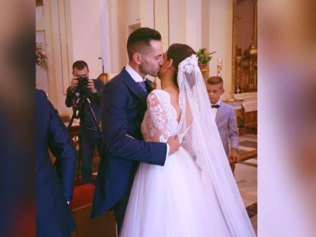 La boda de Enrique y Vanessa  en Las Yeseras (Villanueva Del Rio Segura), Murcia 19
