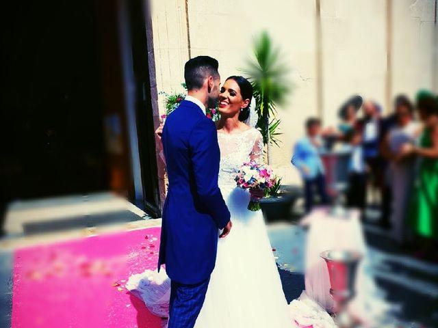 La boda de Enrique y Vanessa  en Las Yeseras (Villanueva Del Rio Segura), Murcia 20