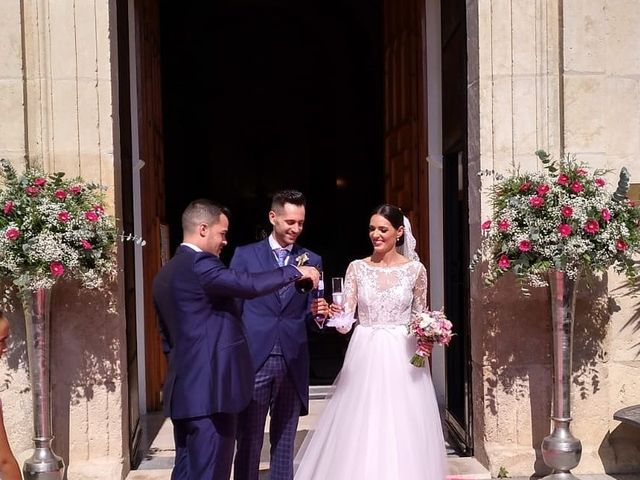 La boda de Enrique y Vanessa  en Las Yeseras (Villanueva Del Rio Segura), Murcia 21