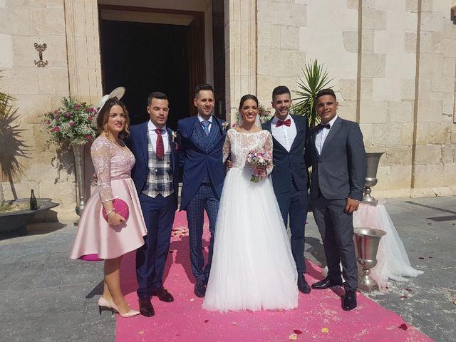 La boda de Enrique y Vanessa  en Las Yeseras (Villanueva Del Rio Segura), Murcia 22