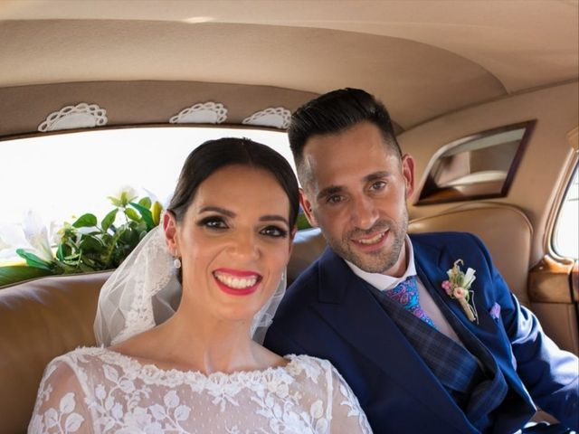 La boda de Enrique y Vanessa  en Las Yeseras (Villanueva Del Rio Segura), Murcia 23