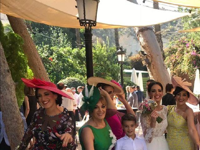 La boda de Enrique y Vanessa  en Las Yeseras (Villanueva Del Rio Segura), Murcia 24