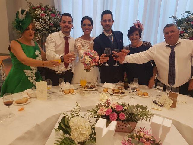 La boda de Enrique y Vanessa  en Las Yeseras (Villanueva Del Rio Segura), Murcia 25