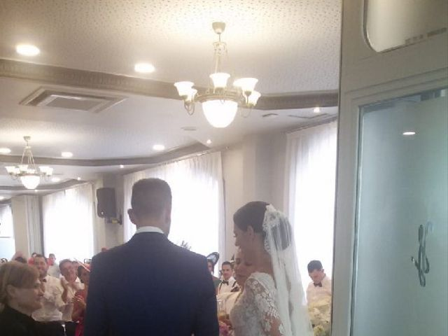 La boda de Enrique y Vanessa  en Las Yeseras (Villanueva Del Rio Segura), Murcia 26