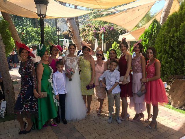 La boda de Enrique y Vanessa  en Las Yeseras (Villanueva Del Rio Segura), Murcia 27