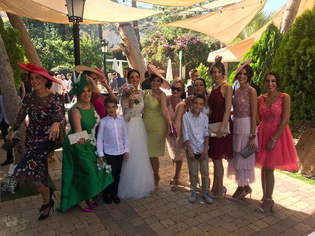 La boda de Enrique y Vanessa  en Las Yeseras (Villanueva Del Rio Segura), Murcia 28