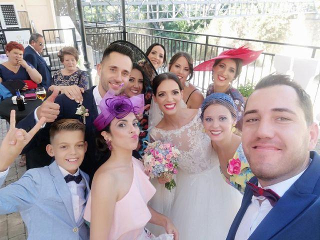 La boda de Enrique y Vanessa  en Las Yeseras (Villanueva Del Rio Segura), Murcia 30