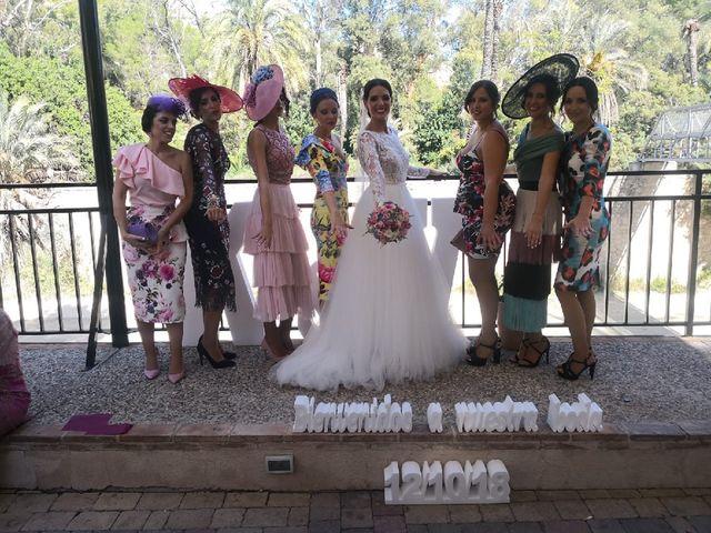 La boda de Enrique y Vanessa  en Las Yeseras (Villanueva Del Rio Segura), Murcia 31