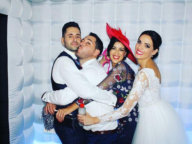 La boda de Enrique y Vanessa  en Las Yeseras (Villanueva Del Rio Segura), Murcia 34