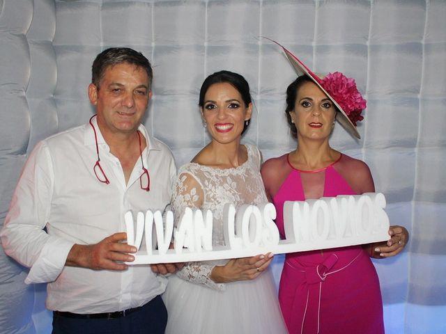 La boda de Enrique y Vanessa  en Las Yeseras (Villanueva Del Rio Segura), Murcia 37