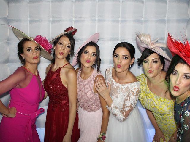 La boda de Enrique y Vanessa  en Las Yeseras (Villanueva Del Rio Segura), Murcia 38