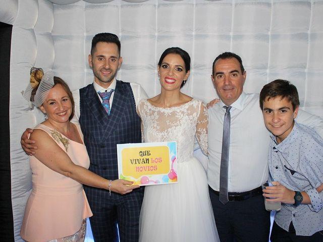 La boda de Enrique y Vanessa  en Las Yeseras (Villanueva Del Rio Segura), Murcia 40