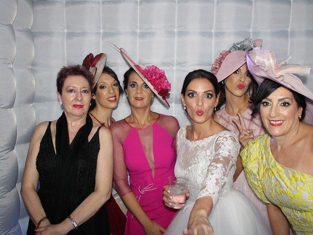 La boda de Enrique y Vanessa  en Las Yeseras (Villanueva Del Rio Segura), Murcia 41