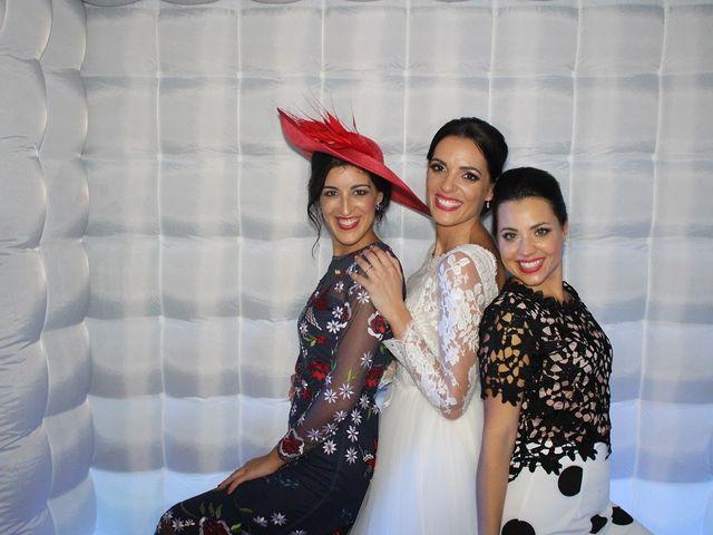 La boda de Enrique y Vanessa  en Las Yeseras (Villanueva Del Rio Segura), Murcia 43