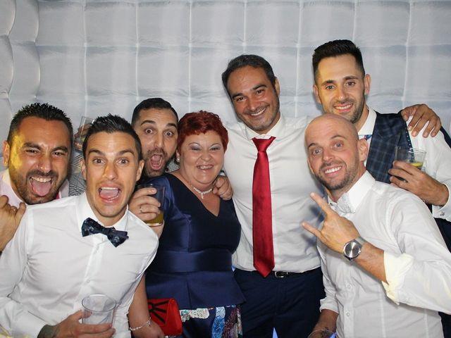 La boda de Enrique y Vanessa  en Las Yeseras (Villanueva Del Rio Segura), Murcia 45