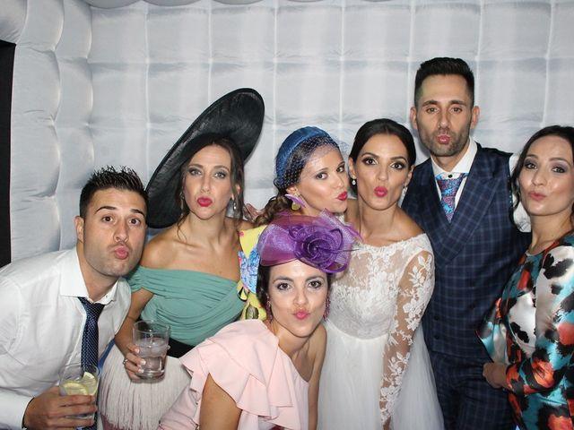 La boda de Enrique y Vanessa  en Las Yeseras (Villanueva Del Rio Segura), Murcia 47
