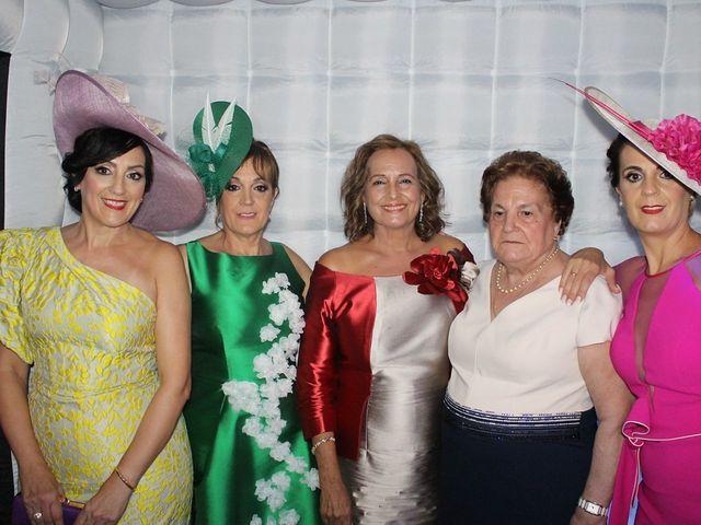 La boda de Enrique y Vanessa  en Las Yeseras (Villanueva Del Rio Segura), Murcia 48