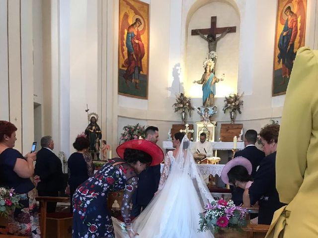 La boda de Enrique y Vanessa  en Las Yeseras (Villanueva Del Rio Segura), Murcia 53