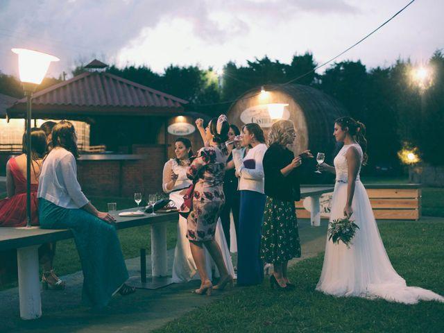 La boda de Marga y Ale en Gijón, Asturias 41