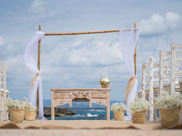 La boda de Alfonso y Mari en Es Pujols/els Pujols (Formentera), Islas Baleares 2