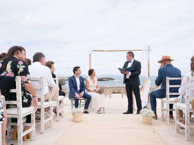 La boda de Alfonso y Mari en Es Pujols/els Pujols (Formentera), Islas Baleares 9