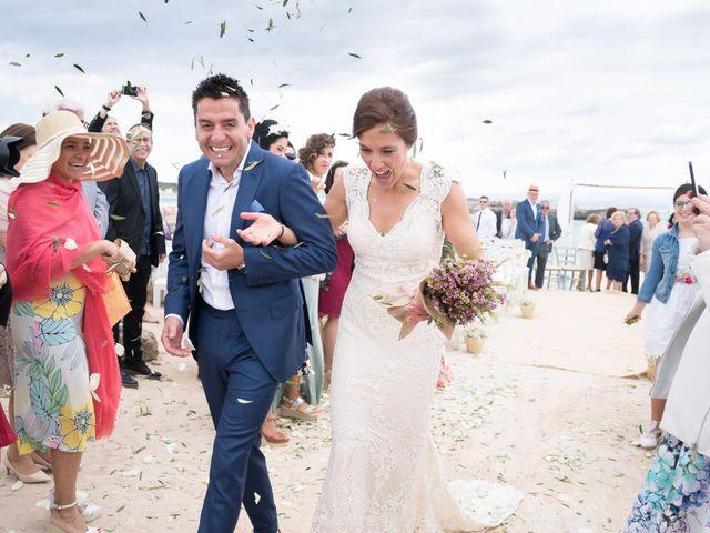 La boda de Alfonso y Mari en Es Pujols/els Pujols (Formentera), Islas Baleares 4