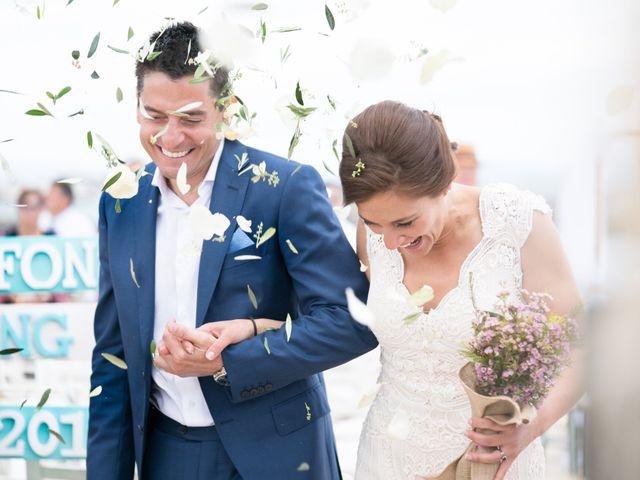 La boda de Alfonso y Mari en Es Pujols/els Pujols (Formentera), Islas Baleares 3