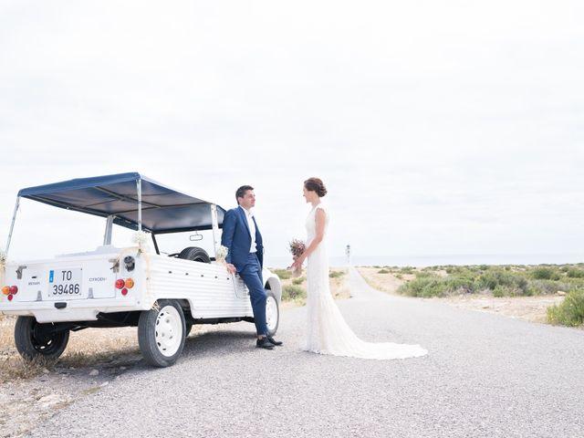 La boda de Alfonso y Mari en Es Pujols/els Pujols (Formentera), Islas Baleares 13