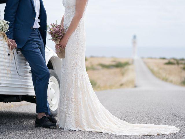 La boda de Alfonso y Mari en Es Pujols/els Pujols (Formentera), Islas Baleares 15