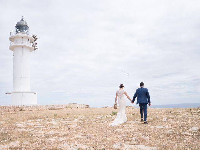 La boda de Alfonso y Mari en Es Pujols/els Pujols (Formentera), Islas Baleares 14