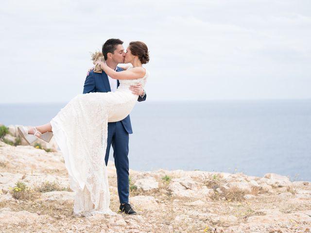La boda de Mari y Alfonso